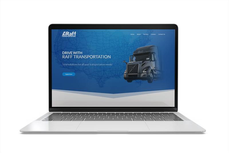 Raff-Transport